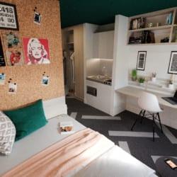 Bedroom 360 View