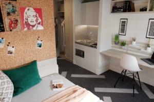 Standard Studio Bedroom 3