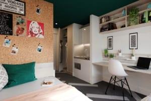 Standard Studio Bedroom 2