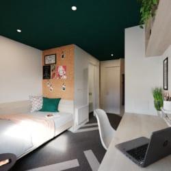 Standard Studio Bedroom 1